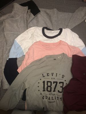 AMERICAN EAGLE + Levi's + Aeropostale Assorted Clothing for Sale in Pine Lake, GA