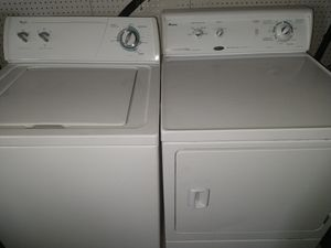 Whirlpool washer Kenmore dryer for Sale in Carrollton, TX