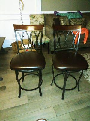 2 stools for Sale in Magnolia, NJ