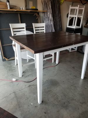 Farm style table for Sale in Pasco, WA