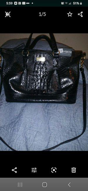 Brahmin black crocodile bag for Sale in Stockton, CA