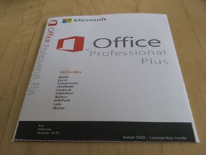 Office 2019 Professional Plus ,(Perpetual license, no monthly fees) for Sale in Columbus, OH