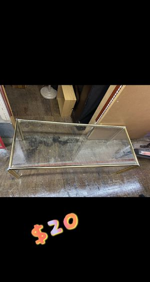 Glass Table for Sale in Lynchburg, VA