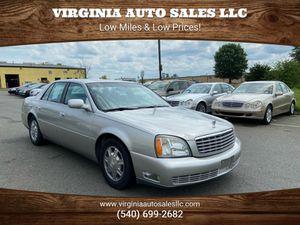 2005 Cadillac Deville for Sale in Falmouth, VA