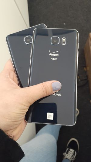 Note 5 32gb for Sale in Federal Way, WA