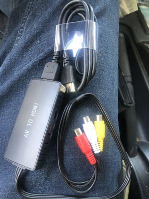 Audio to HDMI av for Sale in Pomona, CA