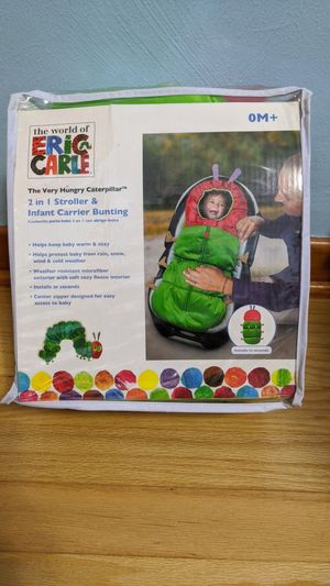 Brand New in package Eric Carle Bunting for Sale in Penn Hills, PA