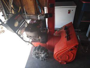 Snow Blower for Sale in Spokane, WA