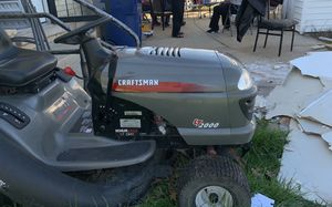 Craftsman Lawn tractor for Sale in Chicago, IL