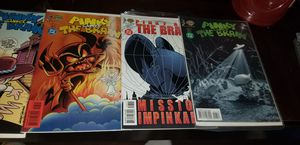 Pinky and the brain comic books for Sale in Ocala, FL