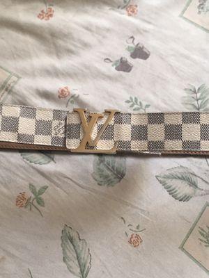 "Louis Vuitton belt 35"" waist for Sale in Phoenix, AZ"