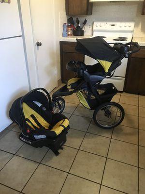 Graco Car Seat & Stroller for Sale in Fresno, CA