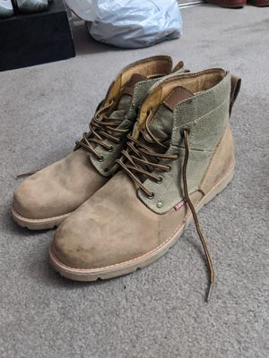 Levi Work boots for Sale in Las Vegas, NV
