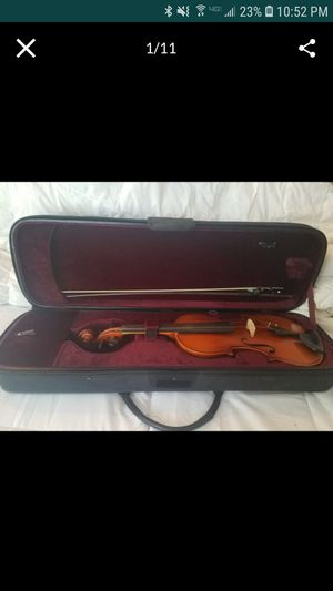 Violin with Case and Accessories for Sale in Mesa, AZ