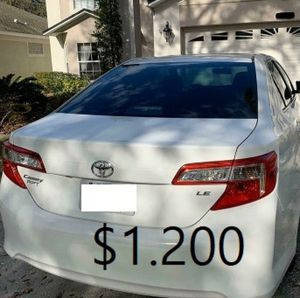 🍁URGENT🍁For sale 2013 Toyota Camry Clean tittle Runs and drives great.,no issues! clean title Very clean. for Sale in Anaheim, CA