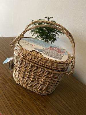 Picnic basket brand new for Sale in Plano, TX
