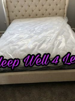 New FULL SIZE BED for Sale in Lynwood,  CA