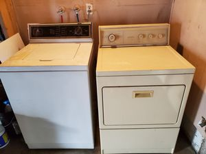 Electric washer and dryer for Sale in Santa Ana, CA