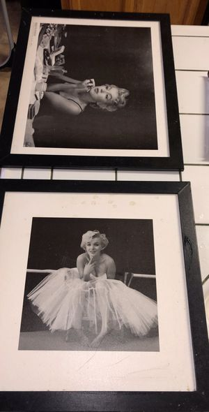 Marilyn Monroe pictures for Sale in Sanger, CA