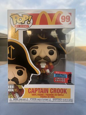 NYCC shared Exclusive Captain Crook for Sale in Queen Creek, AZ