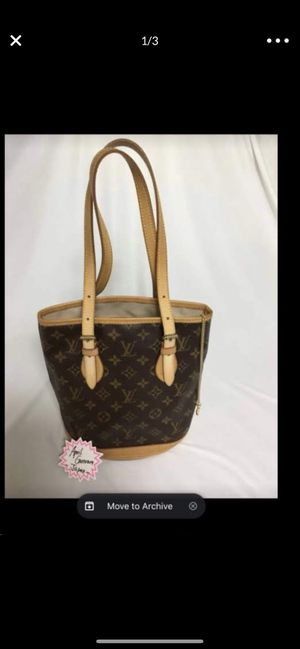 Louis Vuitton bag for Sale in Fort Worth, TX