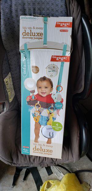 Baby Doorway Jumper Swing for Sale in Smyrna, GA