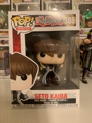 Seto Kaiba Yu-Gi-Oh Funko Pop for Sale in Houston, TX