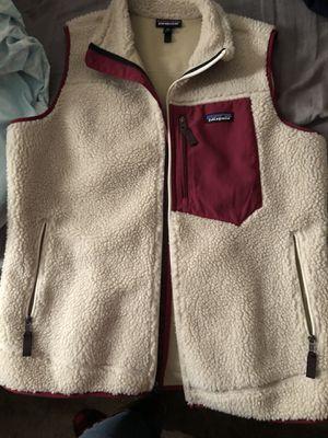 patagonia vest for Sale in Lillington, NC