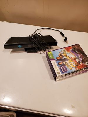 Xbox 360 Kinect and games for Sale in Philadelphia, PA