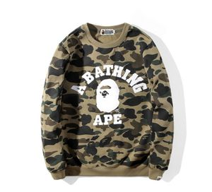 BAPE Color Camo College Crewneck for Sale in Beverly Hills, CA