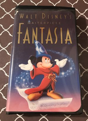 Fantasia VHS for Sale in Reading, PA