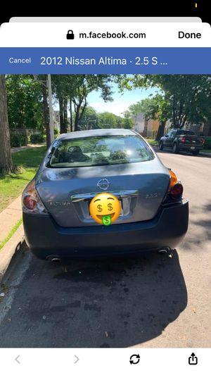 Nissan Altima for Sale in Chicago, IL