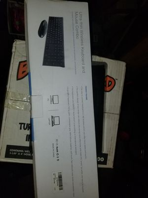 Wireless keyboard & mouse for Sale in Mooresville, NC