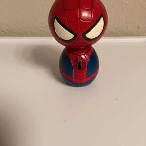 Authentic Japanese Kokeshi Spider-Man Doll for Sale in Austin, TX