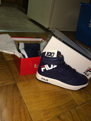 Brand new pair of FILA size 10 for sell for Sale in Alexandria, VA