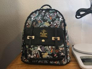 The nightmare before Christmas mini backpack for Sale in Paramount, CA