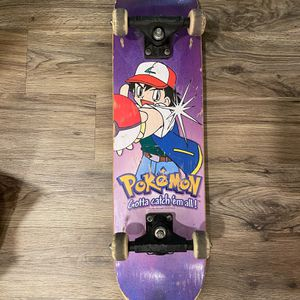 Vintage Pokémon skateboard for Sale in San Antonio, TX