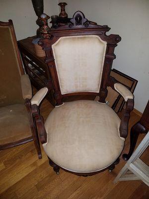 Antique Men's and ladies chairs for Sale in Manassas, VA