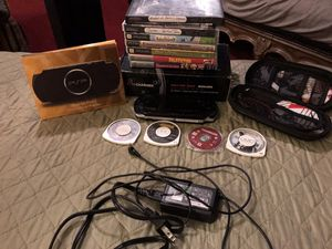 PSP/games/movies/case for Sale in Homer, LA