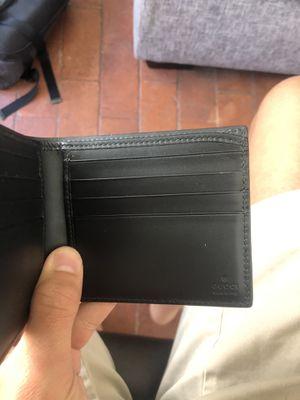 Black Gucci Wallet for Sale in Berkeley, CA