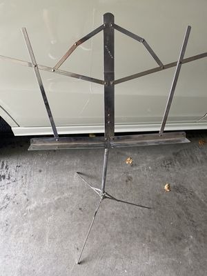 Music Stand. Folds easily for storage and transport for Sale in Mason, OH