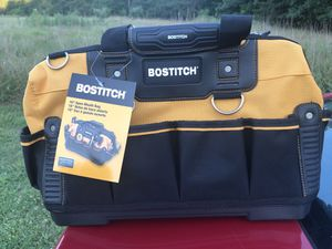 Bostitch Tool bag for Sale in Berkeley Springs, WV