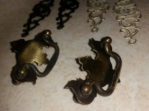 Door knob vintage random closet pieces bundle for Sale in Shelby, OH