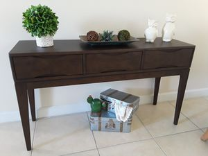 New Console Table with Decor ( All x $490 ) for Sale in Homestead, FL