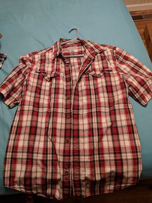 Carhartt Plaid button up for Sale in Kingsport, TN