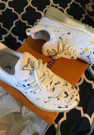 Louis Vuitton v.n.r sneakers for Sale in Dania Beach, FL