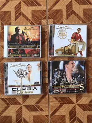 CD Música alberto barrios for Sale in Katy, TX