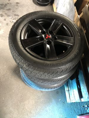 "Mitsubishi Lancer rims 16"" for Sale in Amsterdam, NY"
