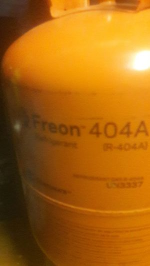 Freon 404A New jug for Sale in Moore, OK