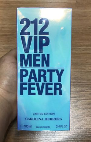 212 Party Fever Limited Edition 3.4 Fl oz Men for Sale in Miami, FL